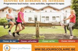 Auberges de Jeunesse en Flandre FR