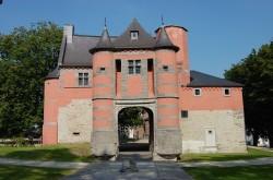 Château de Trazegnies -01