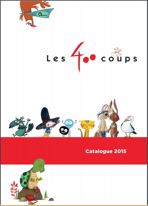 Editons Les 400 copus - catalogue