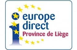 Europe Direct Liege avec cadre