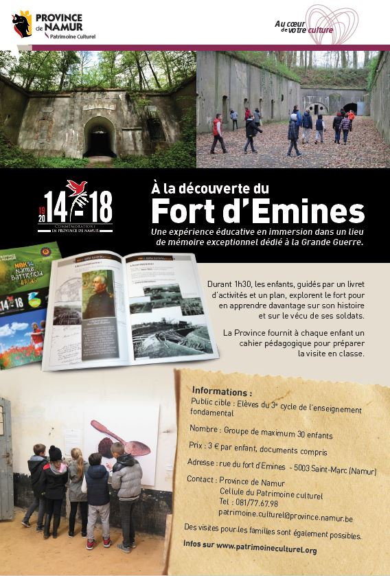 Fort d'Emines 5
