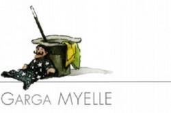 Garga myelle - logo