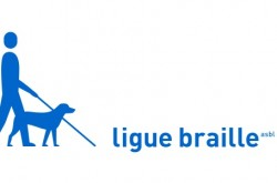 Ligue Braille - Logo