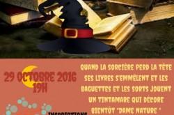 Livres et Vous - Florilège 2016 Halloween