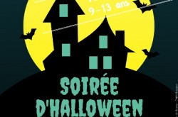 Livres et Vous - Halloween Party Soignies at home 30oct16
