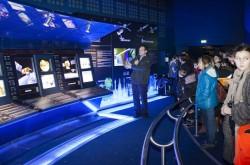 Inauguration pré-salle de Chocs Cosmiques