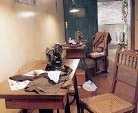 parcours laine - Atelier du tailleur 1